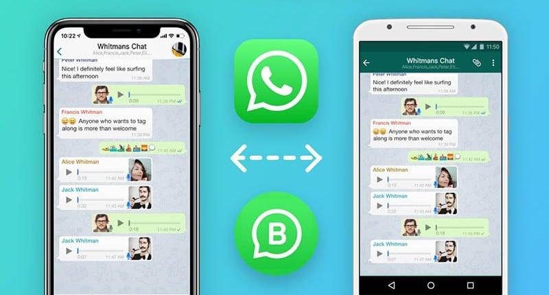 Tenorshare Icarefone Whatsapp Transfer