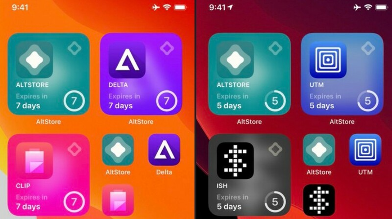 Altsore Compatible Widget Ios 14