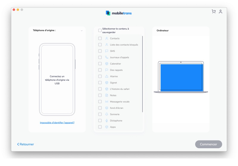 Mobiletrans Sauvegarde Ios Et Android Sur Pc