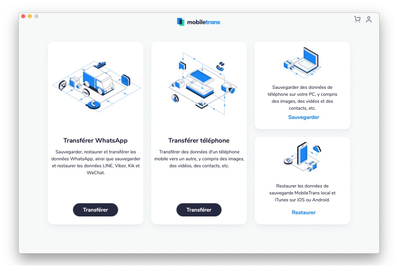 Mobiletrans Transferer Telephone