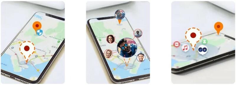 Changer Position Gps Sur Iphone Et Ipad