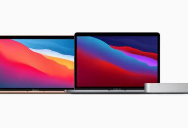 Nouvelle Generation Mac Apple Silicon Avec Puce M1