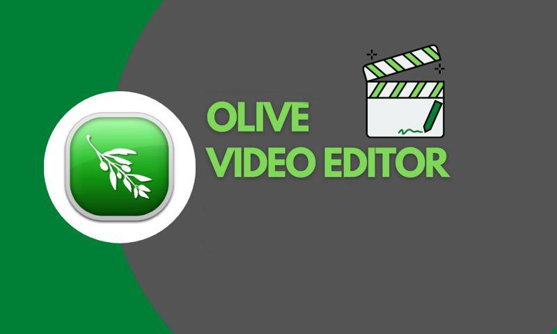 Olive Video Editor Editeur Video Gratuit Open Source