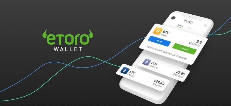 Avis Cryptomonnaie Etoro Wallet