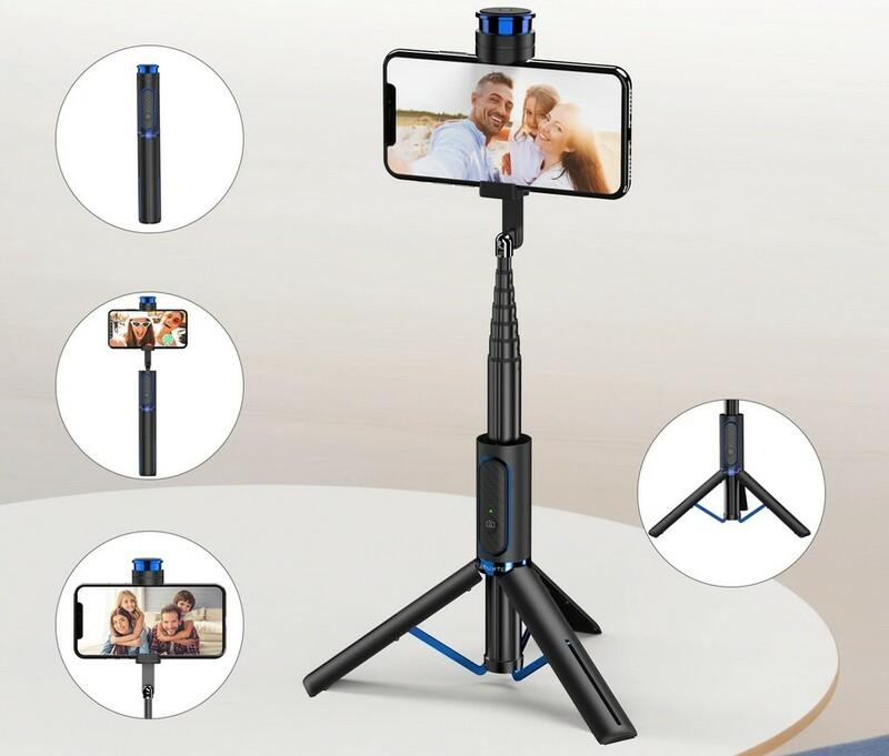 Avis Trepied Bluetooth Selfie Atumtek