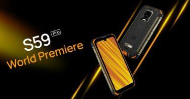 Doogee S59 Pro Presentation Nouveau Smartphone Etanche