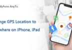 Imyfone Anyto Ios Location Changer