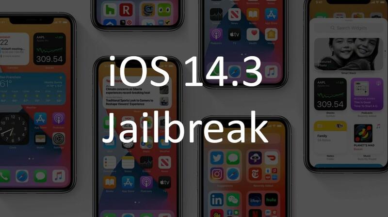 Jailbreak Ios 14.3 Avec Checkra1n