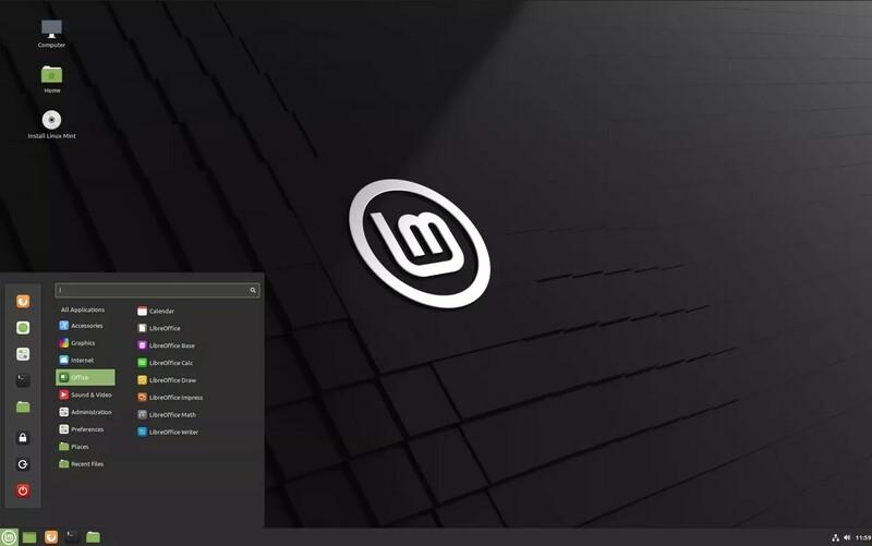 Linux Mint 20.1 Ulyssa 1