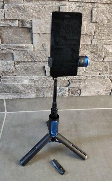 Trepied Bluetooth Selfie Atumtek 4 En 1