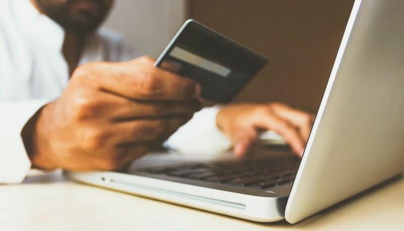 Utilisation Carte De Credit Pour Achat En Ligne Sur Ordinateur