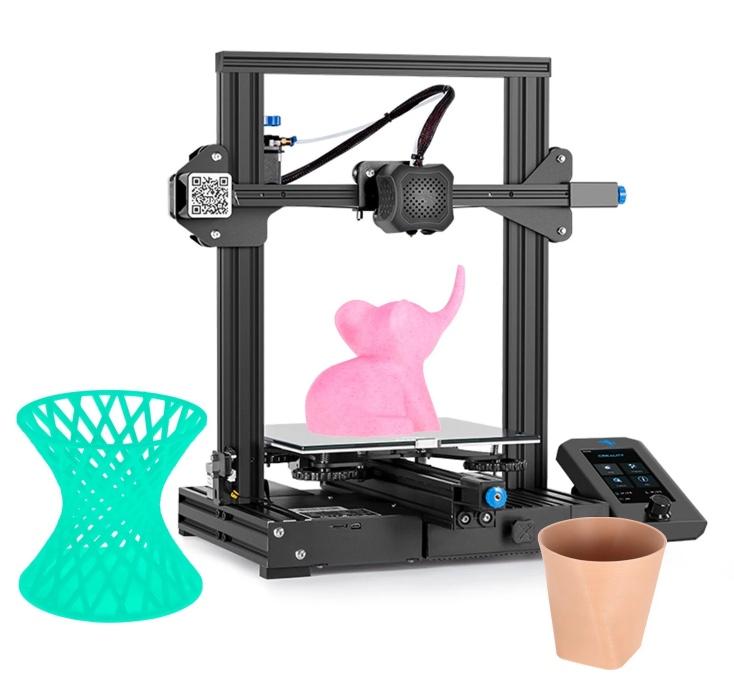 Bon Plan Imprimante 3d Creality Ender V2