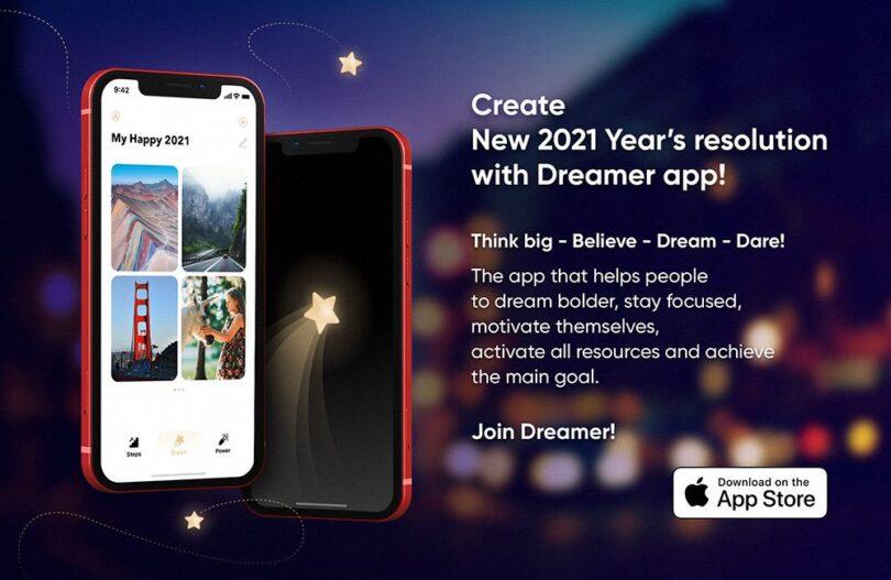 Dreamer Vision Board