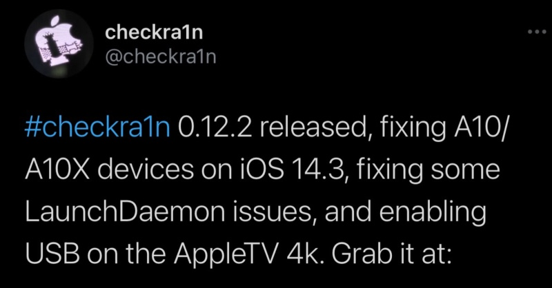 Jailbreak Ios 14 Checkra1n 0.12.2