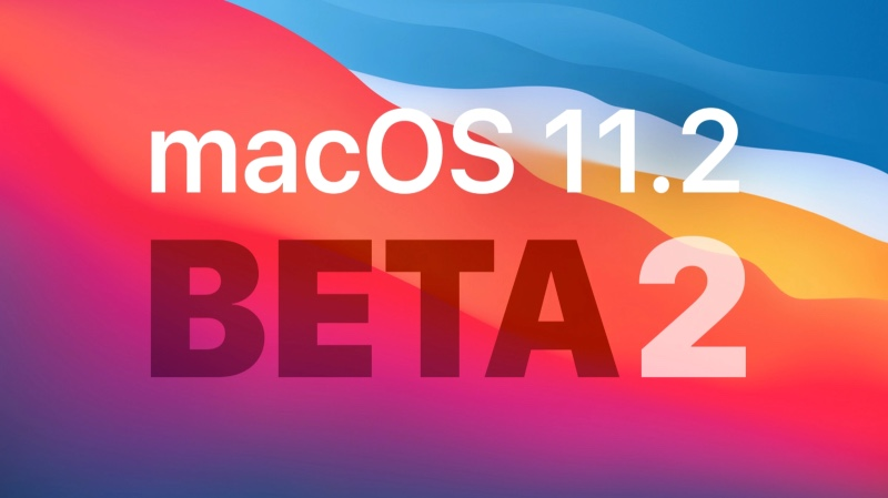Macos 11.2 Beta Developpeur