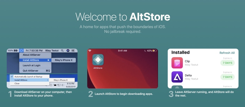 Comment Installer Altstore