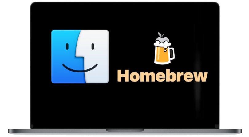 Installer Homebrew Mac Apple Silicon