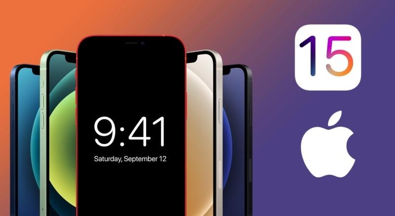 Liste Iphone Ipad Compatible Ios 15