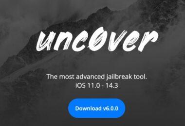 unc0ver jailbreak iphone 12 ios 14
