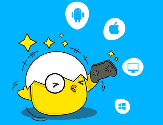 emulateur de console happy chick pour android ios