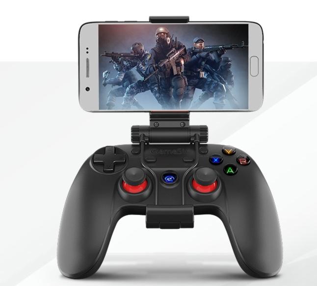 gamepad pour jouer avec emulteur console happy chick android ios