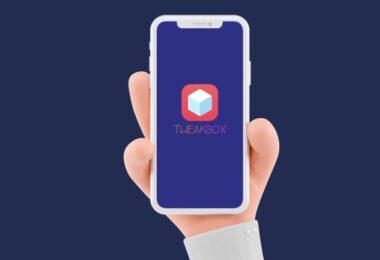 installer tweakbox sur iphone et ipad
