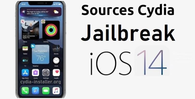 repos sources cydia jailbreak ios 14
