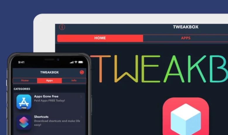 tutoriel installer tweak box sur iphone et ipad