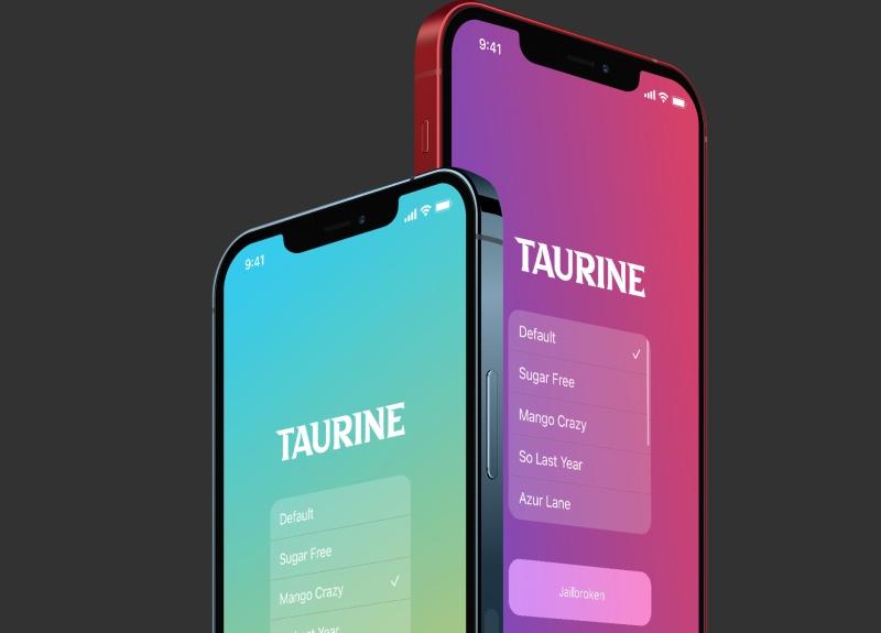 taurine jailbreak ios 14