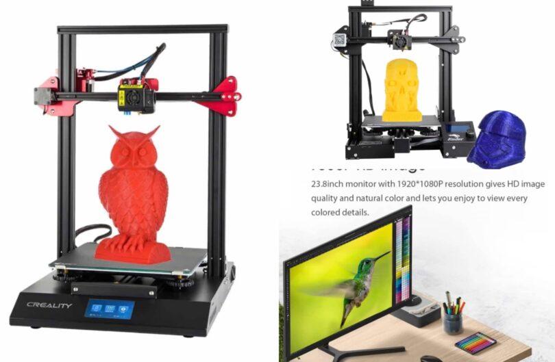 bon plan imprimante 3d cafago