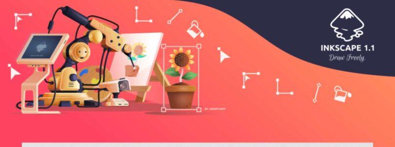 inkscape dessin vectoriel
