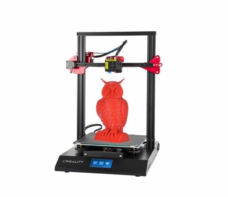 promotion imprimante 3d creality cr 10s pro