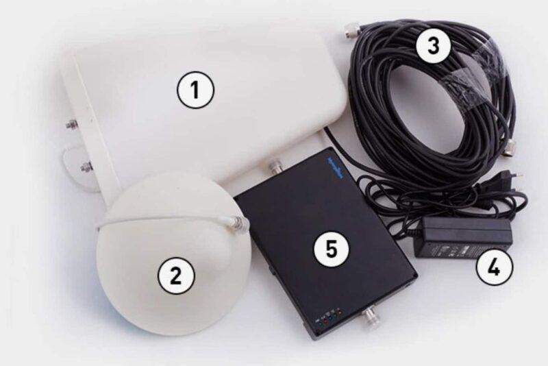amplificateur réseau téléphonique booster 4g repeteur de signal mobile myamplifiers