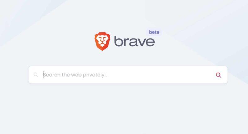 brave search recherche privee