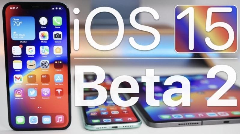 telecharger et installer ios 15 beta sans compte developpeur