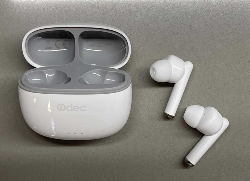 test ecouteurs sans fil odec od e2