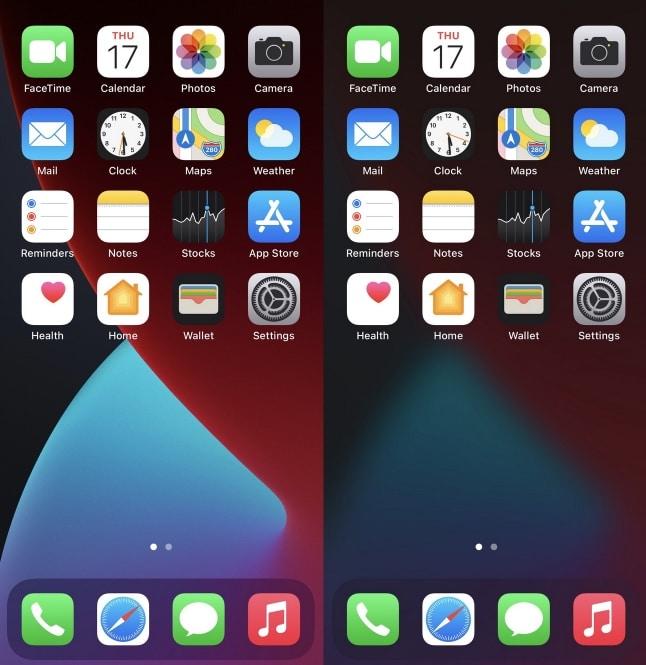 tweak amēlija ajoute un effet flou au fond d ecran iphone