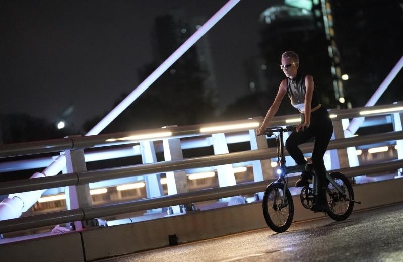 riding fiido x