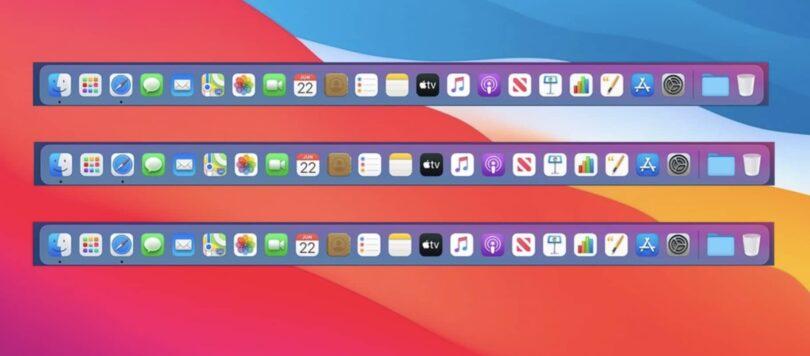 deplacer le dock mac sur un autre ecran mac