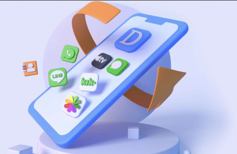 imyfone d back recuperation selective donnees iphone