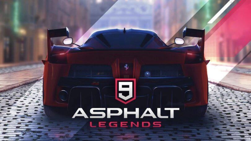 asphalt 9 legends gratuit xbox et windows