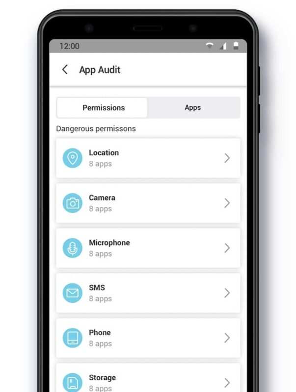 clevguard audite android