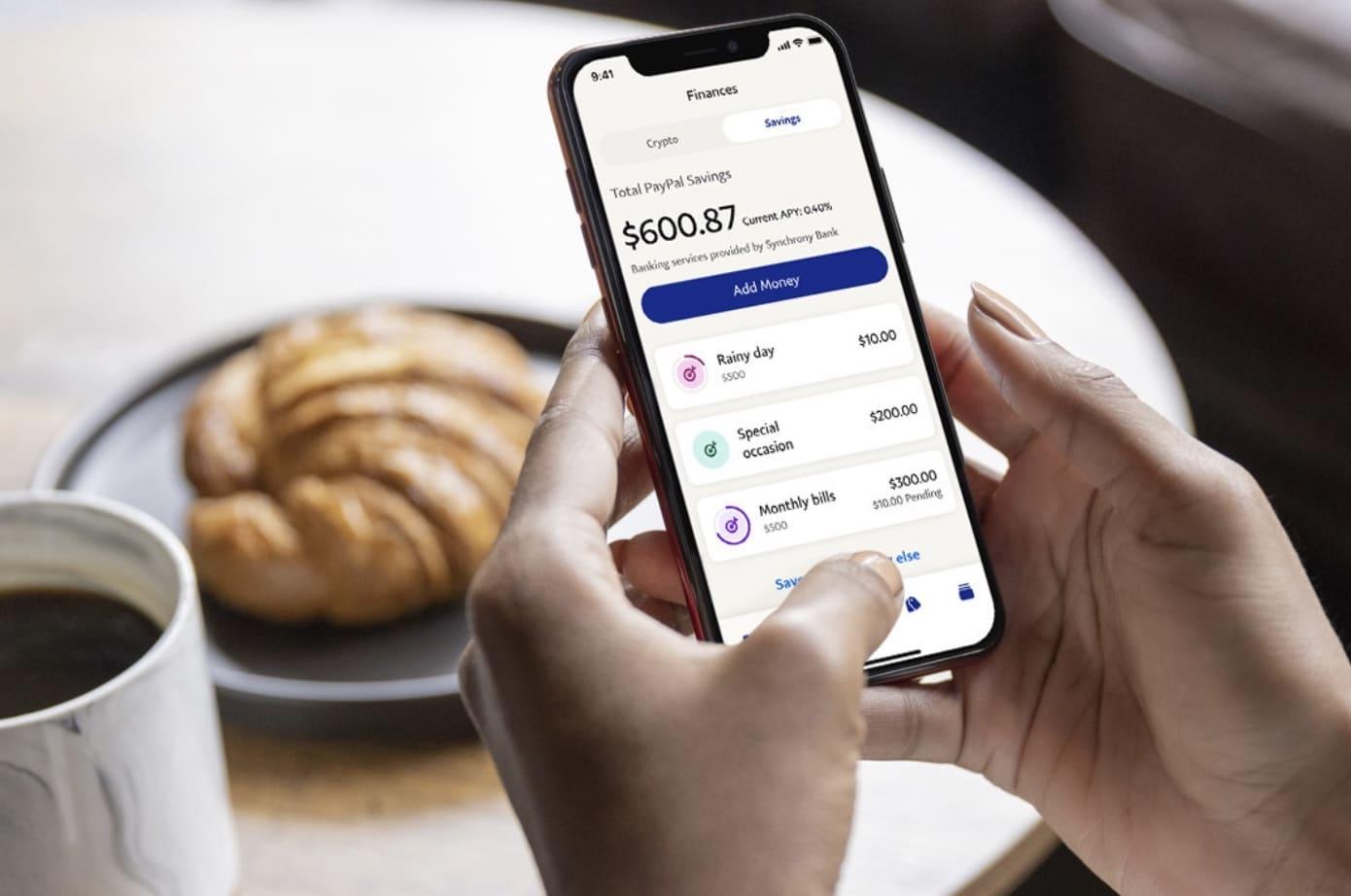 securiser son argent sur iphone avec paypal