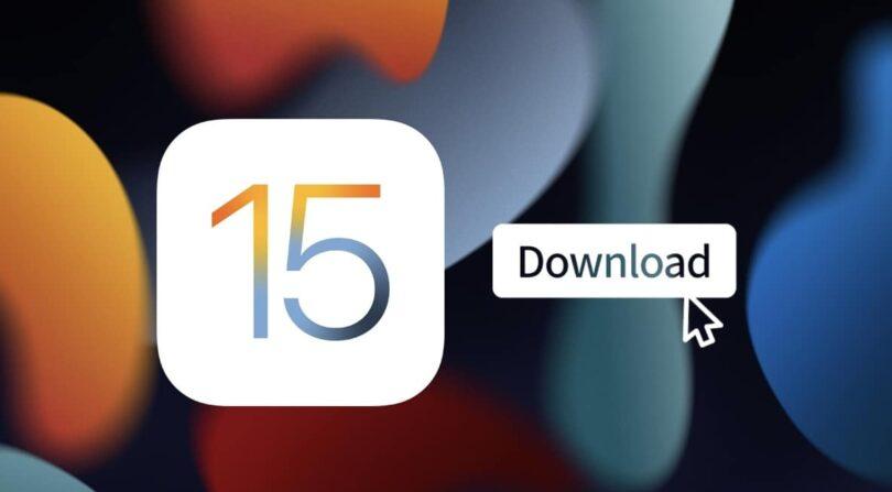 telecharger ios 15