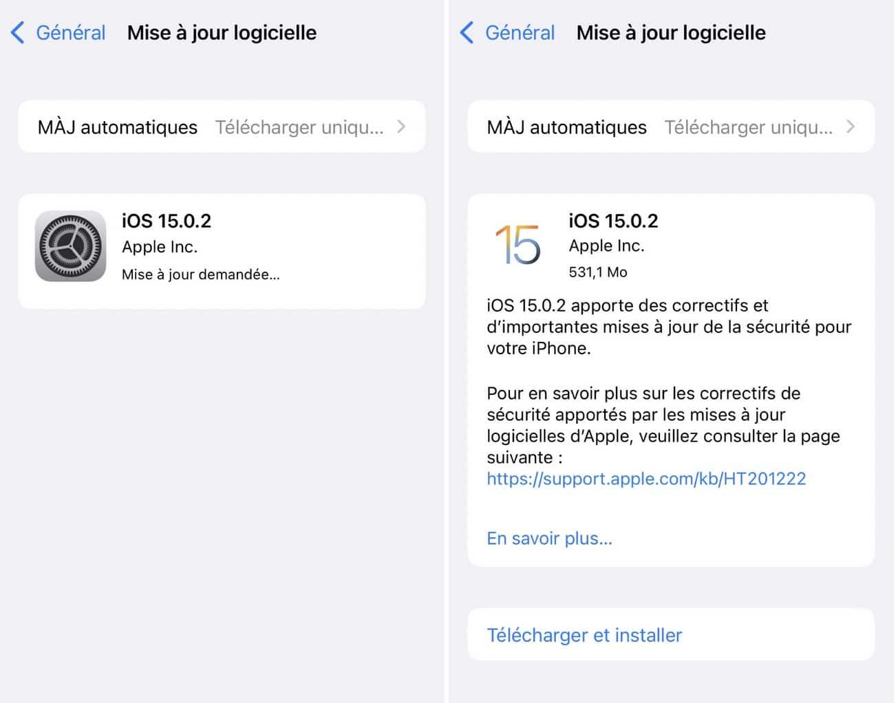 telecharger ios 15.0.2